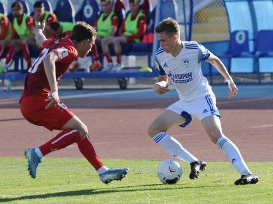 «Волгарь» в заключительной домашней игре сезона сыграл вничью