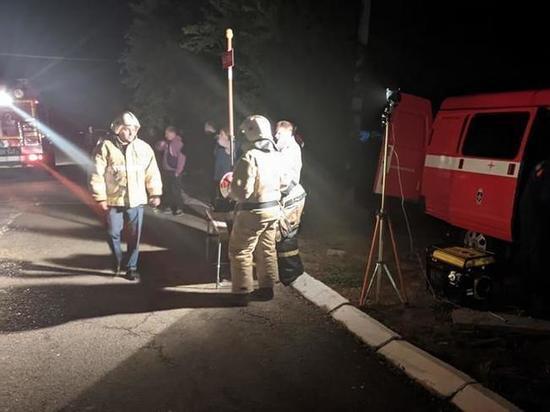 В селе Табачное Бахчисарайского района в Крыму произошло возгорание в двухэтажном многоквартирном жилом доме, сообщили в пресс-службе МЧС РФ по региону