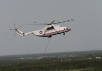 На месте крушения вертолета на Камчатке нашли тела погибших
