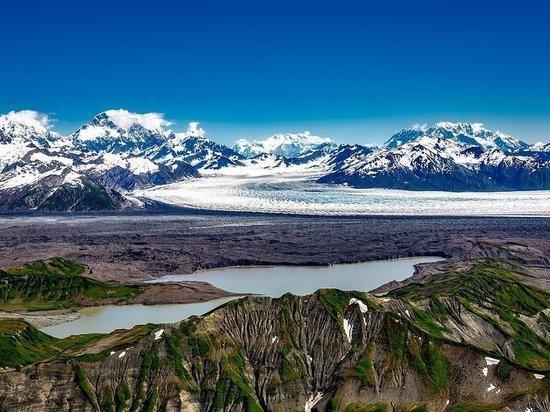 Землетрясение магнитудой 4,8 произошло на Аляске