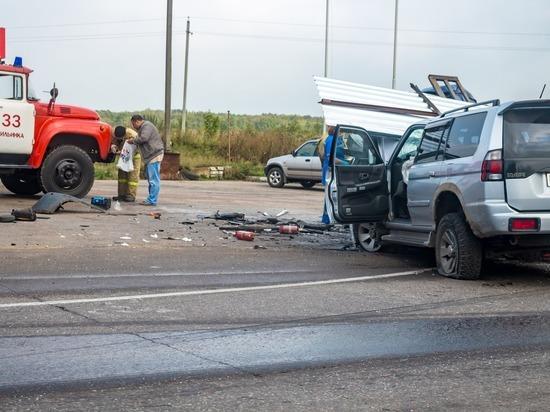 В Татарстане пять человек погибли в ДТП