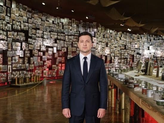 Зеленский провел параллель между Второй мировой и событиями в Донбассе