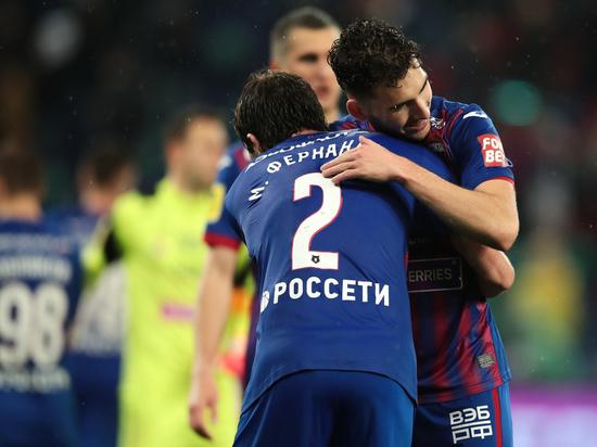 Без драм: Ганчаренко не обидел ЦСКА, но Оличу это не поможет