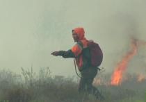 Спасатели из Ямала отправились в Тюмень тушить пожары