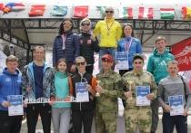 Военнослужащая Росгвардии СКФО отличилась на фестивале экстрималов
