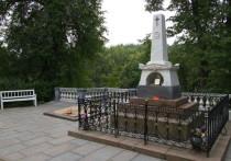 Могила Пушкина в Святогорском монастыре будет временно недоступна для туристов