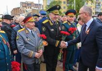 Шапша поздравил калужан с Днем Победы