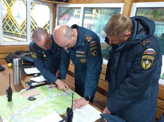 Стали известны подробности несчастного случая на реке Белая в Адыгее