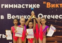 Двести гимнасток сражались за кубок Сахалинской области