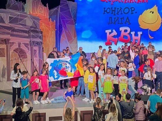 Две команды КВН из Краснодара прошли в финал Всероссийской лиги юниоров