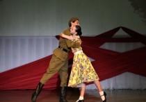 В Пскове прошли праздничные концерты в честь Дня Победы