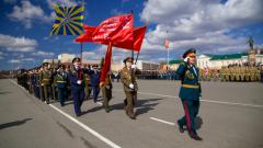 Парад Победы вновь состоялся в Петрозаводске