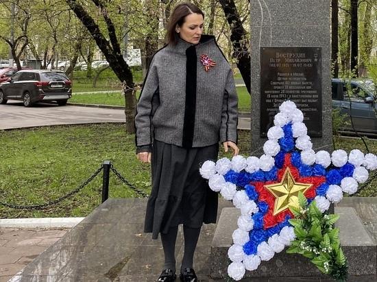 Лидер «Совета матерей» Буцкая предлагает новый способ поиска информации о героях Великой Отечественной
