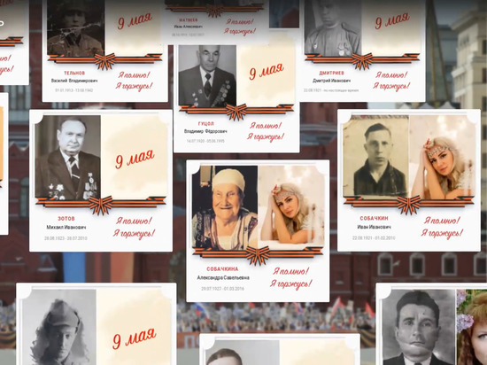 """При онлайн-шествии """"Бессмертного полка"""" совершались попытки разместить портреты нацистов"""