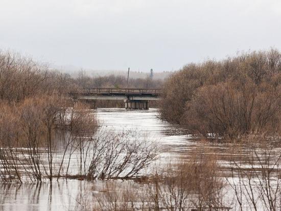 В Томской области зафиксированы три новых перелива дорог
