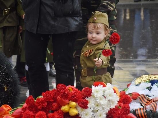 В Сасове Рязанской области в День Победы прошла акция «Вахта памяти»