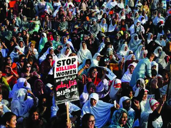 Обвинения в богохульстве используются для того, чтобы заставить замолчать активисток