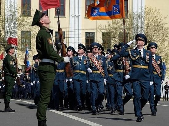 В Кирове на парад Победы пригласили только ветеранов