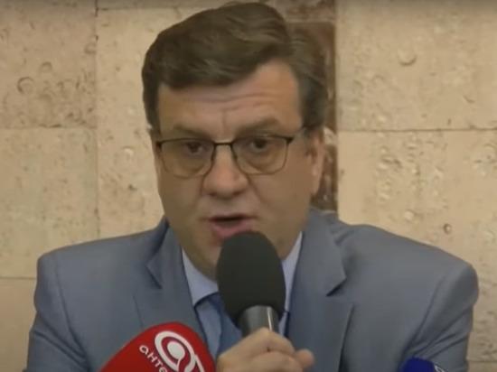 Министр здравоохранения Омской области Александр Мураховский найден живым