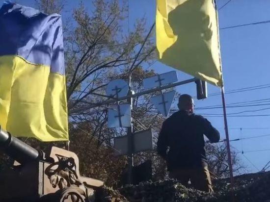 На Украине в День Победы избили стрингера российского видеоагентства Ruptly