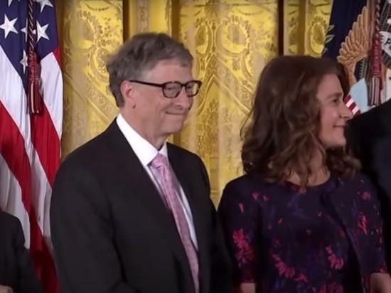 Стали известны возможные причины развода Билла и Мелинды Гейтс