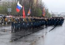 В Ивановской пожарно-спасательной академии прошла спортивная эстафета