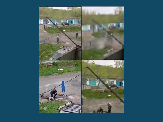 В Приморье перепивший мужчина взорвал гранату в руках на День Победы