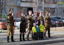 Югра встретила День Победы