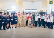 Югра презентовала международный проект «Север для Победы»