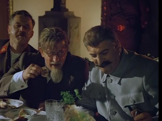 """Садальский рассказал о поведении Сталина: """"Жрал руками раков, выплевывал клешни"""""""