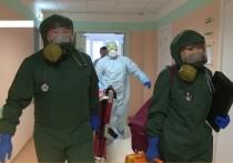 За сутки на 10 мая в Якутии выявлено 115 случаев заражения COVID-19