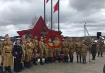 Аллею славы героев открыли 9 мая в Устьянском районе