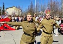 Конкурс военных инсталляций проходит в Муравленко