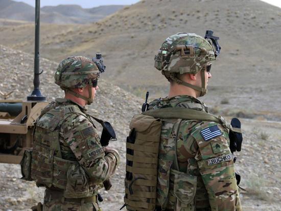 Американцы уходят из Афганистана, но не домой, а совсем недалеко