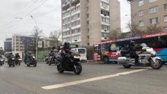 Мотосезон 2021 года открыли в Вологде: видео