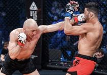 Дональд Серроне потерпел очередное поражение, Валентин Молдавский может стать чемпионом Bellator, а Аманда Нуньес жалуется на то, что в UFC может закрыться женский полулегкий дивизион. «МК-Спорт» рассказывает о главных событиях в мире смешанных единоборств за прошедшую неделю.