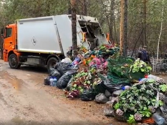 Власти Читы предъявят претензию подрядчику за плохую уборку кладбищ