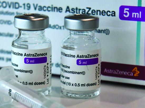 Германия: Запланированная вакцинация  в Германии и других странах ЕС не выполнилась