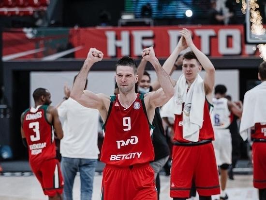 Баскетболист «Локо-Кубань» стал лучшим игроком регулярного чемпионата Единой Лиги