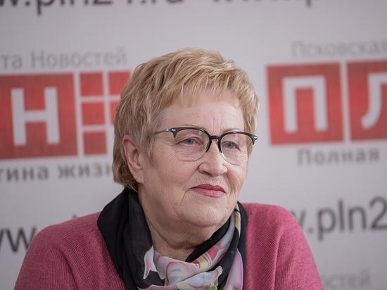 Ирина Голубева снова возглавила областной ВООПИиК