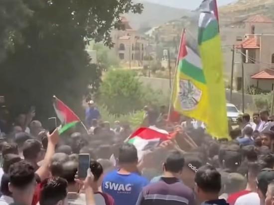 Девять человек погибли в секторе Газа после израильского удара