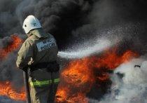 В Ивановской области потушен пожар
