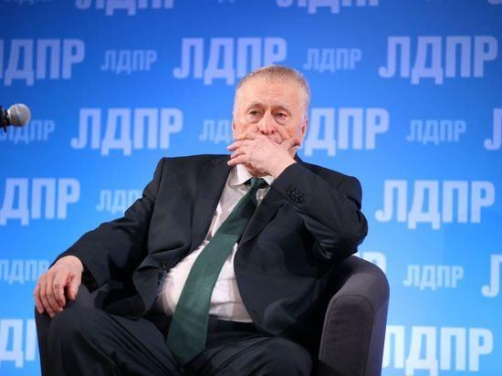 СМИ: Жириновский заявил о необходимости уничтожить COVID-лаборатории в США