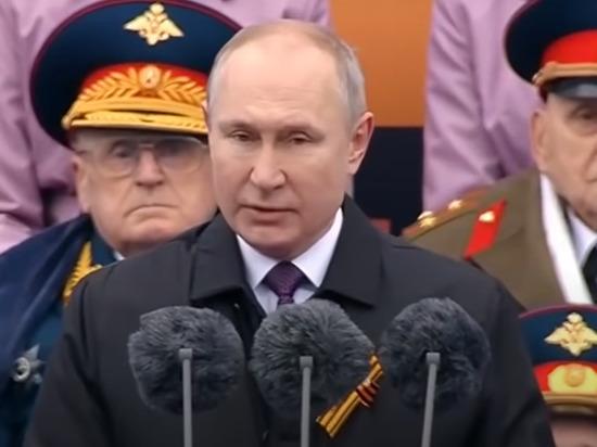 Парад Победы на Красной площади в Мсовке 9 мая призван подчеркнуть «главный внешнеполитический козырь» Владимира Путина – военную мощь России, сообщает канал Welt