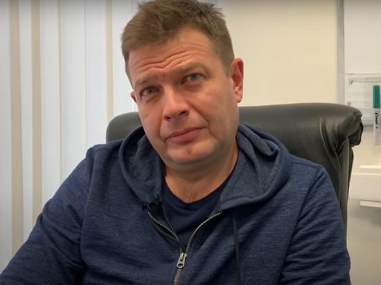 Антон Фетисов госпитализирован с черепно-мозговой травмой