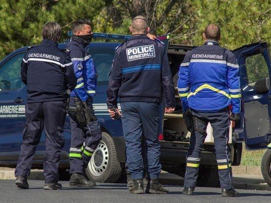 Во Франции увеличили срок наказания за нападение на полицейских