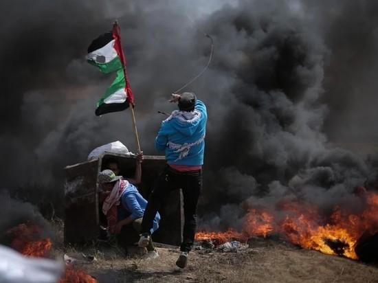 Один из лидеров ХАМАС погиб при обстреле сектора Газа Израилем