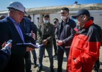 Строительство Жатайской судоверфи идёт с отставанием от графика