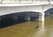 О судьбе 19-летнего ивановца, упавшего в Уводь с моста, ничего не известно уже месяц