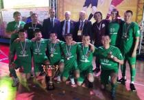 Сборная СВФУ выиграла бронзовую медаль чемпионата России по мини-футболу